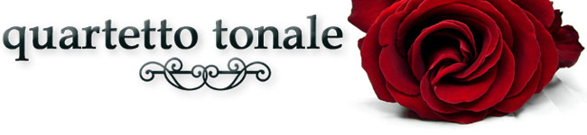 Logo: quartetto tonale